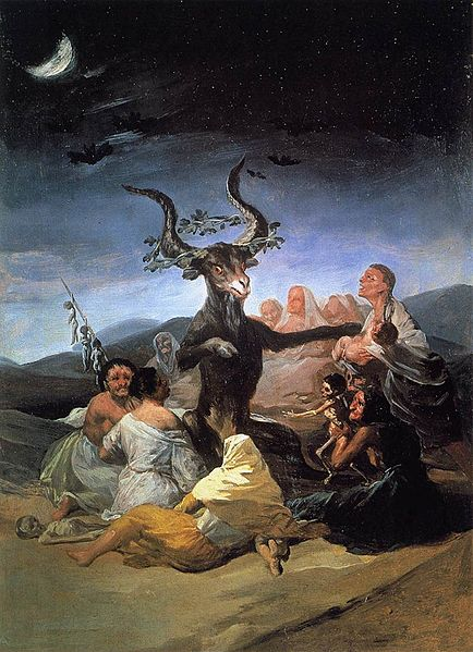 434px-Francisco_de_Goya_y_Lucientes_-_Witches'_Sabbath_-_WGA10007