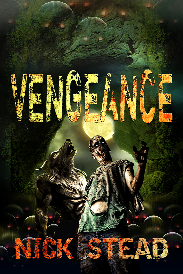 Vengeance cover