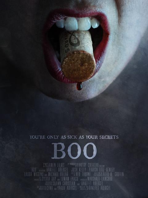 Boo (2019) Horror Short Film by Rakefet Abergel – Horrormadam